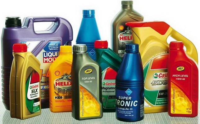 Выбор и классификация моторного масла